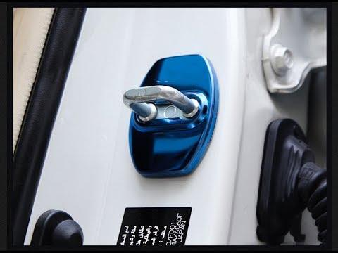 Регулировка замков дверей автомобиля