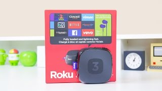 Roku 3 Streaming Media Player Review