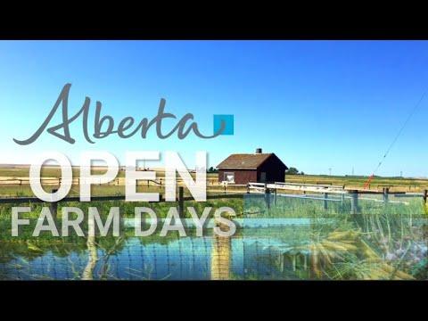 Alberta Open Farm Days 2019