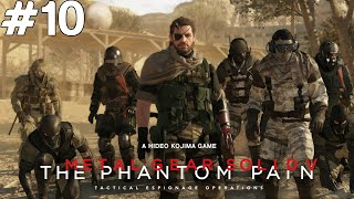 Metal Gear Solid V The Phantom Pain - Basit Görev - Bölüm 10