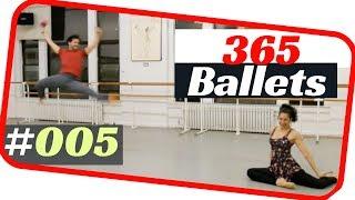Ballet 005- 365 Ballets- Our ballet choreography and ballet dance.