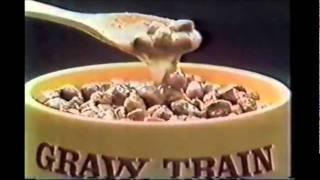 1979  commercials    gravy train dog food