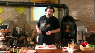 Serial Griller Barbecue School - Bacon Bomb Expolsion