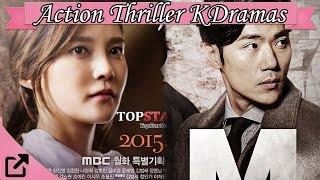 Video Top Action Thriller Korean Dramas of  2015 download MP3, 3GP, MP4, WEBM, AVI, FLV April 2018
