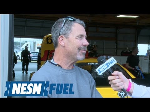 Daytona 500 Winner Ernie Irvan Proud To Watch Son Drive Replica ...