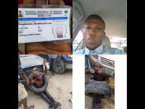 Security guards murder resident on his way to work in Lagos, flee with his car