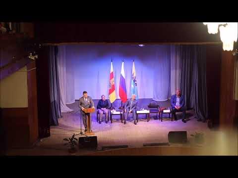Главный вопрос губернатору в Осташкове