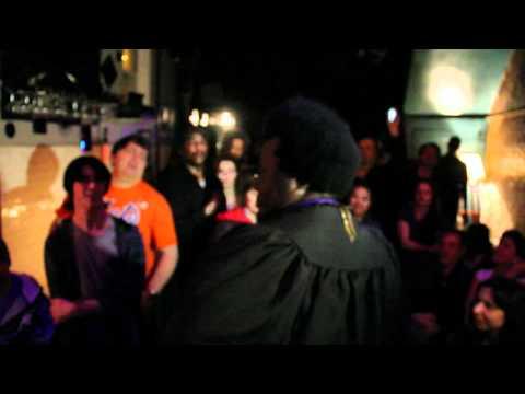 Negros Stay Crunchy in Milk - Preachermann & The Revival (Live at WMC)
