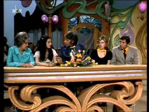 Am laufenden Band  Folge 1 vom 27 April 1974 mit Rudi Carrell