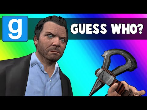 Thumbnail: Gmod Guess Who Funny Moments - Invading Michael's House! (Garry's Mod)