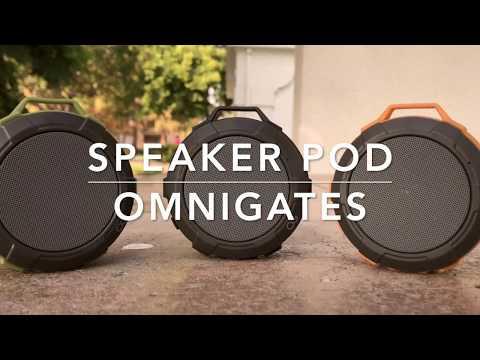 Omnigates Aeon Bluetooth Speaker Pod
