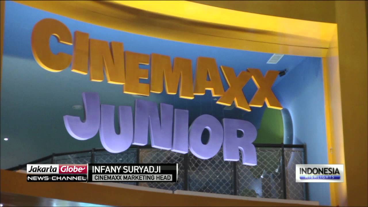 Cinemaxx junior debut of children cinema youtube stopboris Choice Image