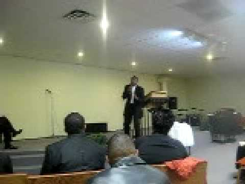"Pastor Terrance Sutton-""Who Do You Let Dictate You..."