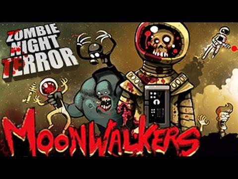 Let's Play Zombie Night Terror: Moonwalkers 01 - The Brains Help Me Remember