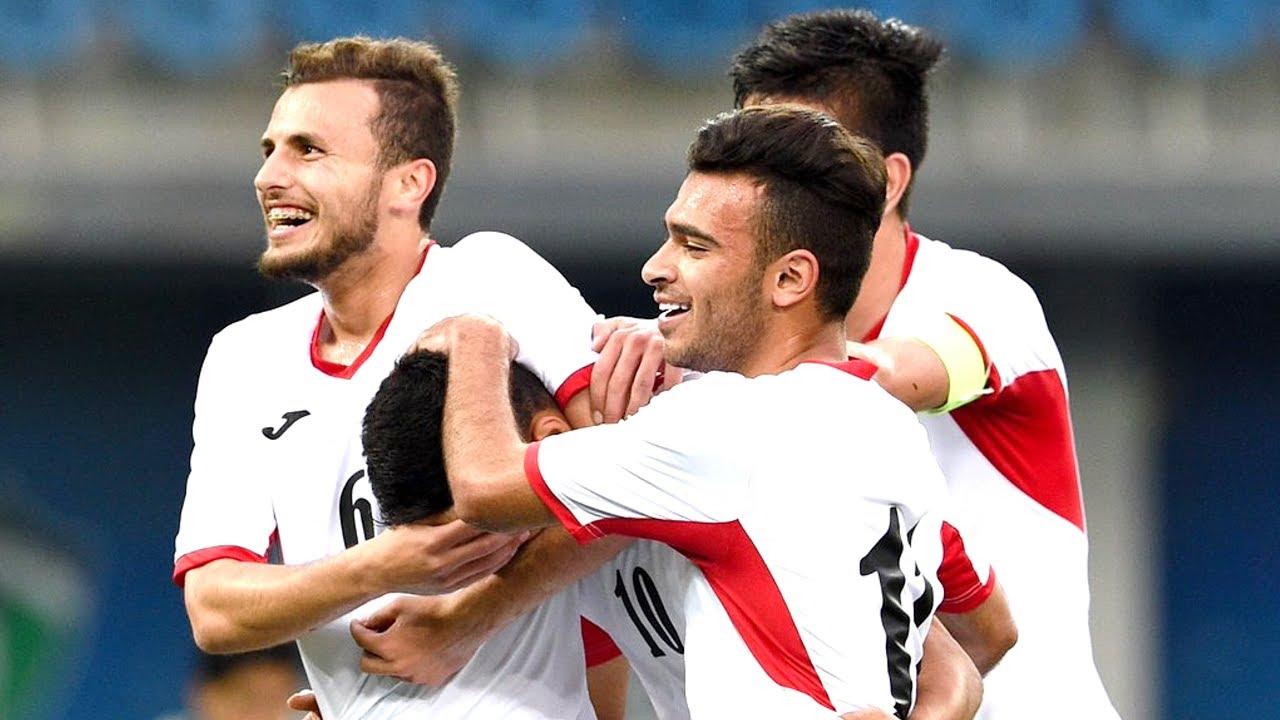 أهداف مباراة الأردن 3-0 قرغيزستان | تصفيات بطولة كأس آسيا تحت 23 سنة 24-3-2019