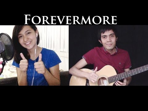 Forevermore - Side A cover (Rie Aliasas and Ralph Triumfo)