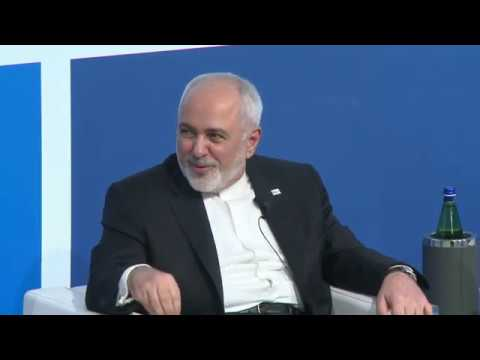 Med2018 - Special Dialogue with Mohammad Javad Zarif