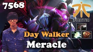 Meracle Day Walker Night Stalker | 7568 MMR Dota 2