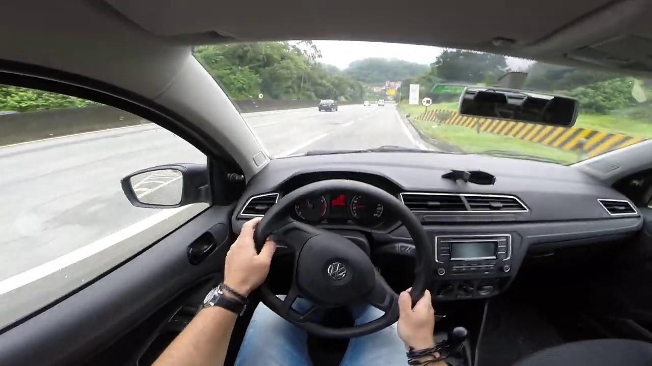 Download POV - VW VOLKSWAGEN -  GOL 1.6 8V (Flex) 2020 [Driving]