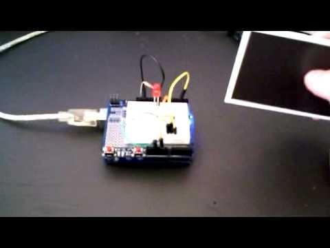 Hall Sensor Arduino Test