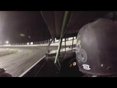 Jason Feger Farmer City Raceway Illini 100 Heat Race 4/5/13