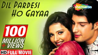 Dil Pardesi Ho Gaya {HD} - Kapil Jhaveri - Saloni Aswani - Amrish Puri - Romantic Bollywood Movie
