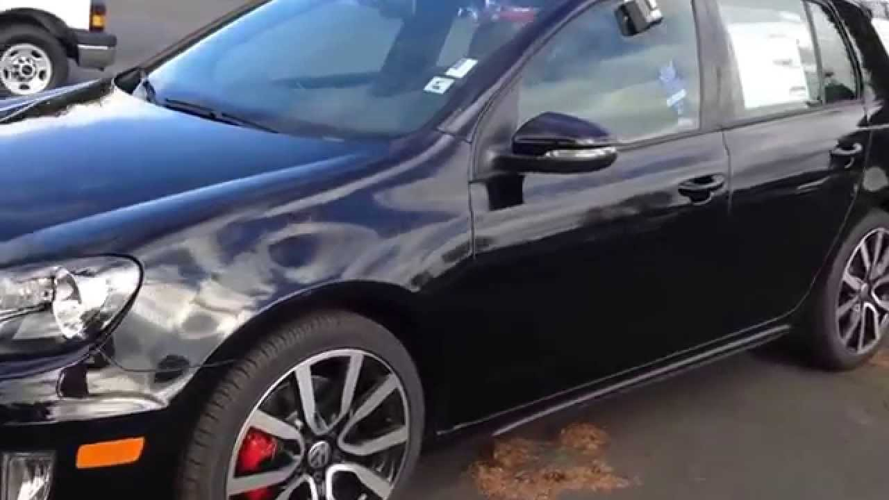2014 volkswagen gti wolfsburg edition walk around youtube. Black Bedroom Furniture Sets. Home Design Ideas