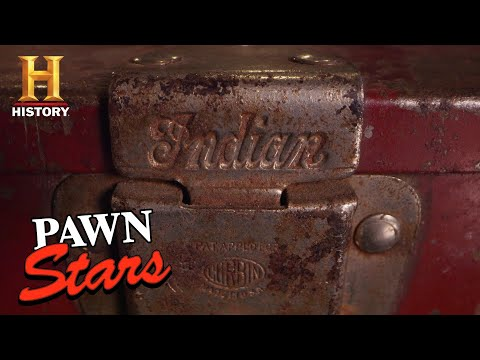 Pawn Stars: Seller Gets More Than Asking For Toolbox (Season 16)   History
