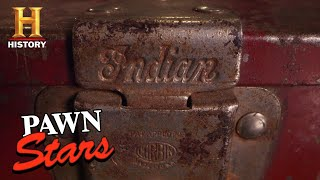 Pawn Stars: Seller Gets More Than Asking for Toolbox (Season 16) | History