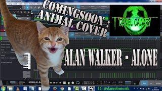Video Alan Walker - Alone (Cover) Instrumental Remix download MP3, 3GP, MP4, WEBM, AVI, FLV Agustus 2018