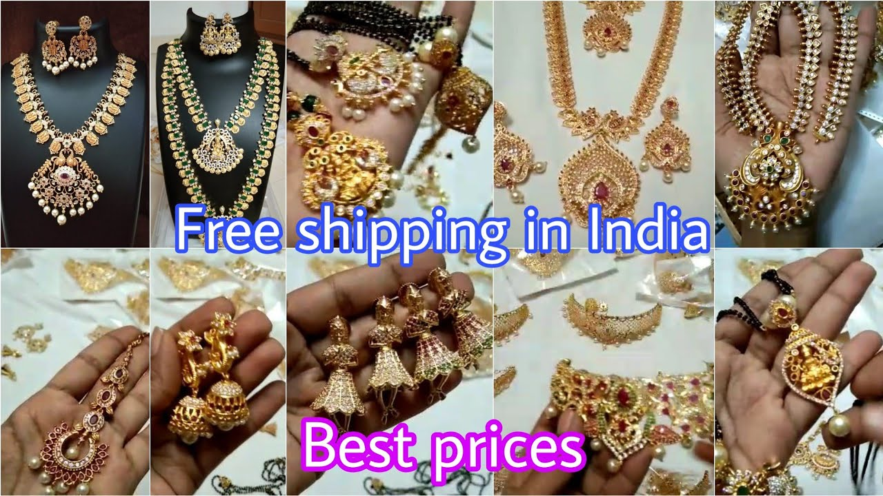 Huge jewellery collection with best prices from stockist| Free shipping in India|Blackbeeds,earrings