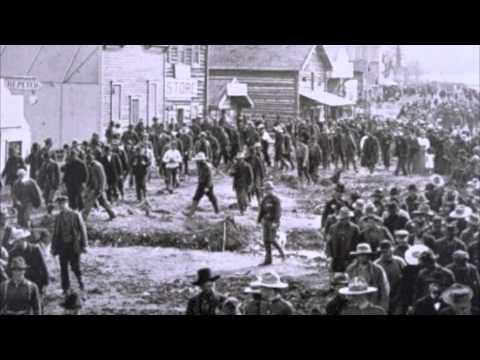 NHD State Klondike Gold Rush Effect on Seattle