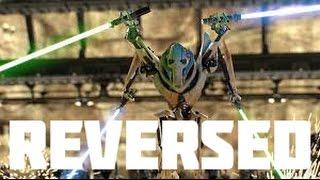 STAR WARS II: General Grievious Vs. Obi Wan Kenobi REVERSED