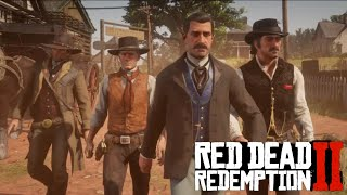 Red dead redemption II -- HISTORY