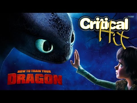 How To Train Your Dragon Review Criticalhit