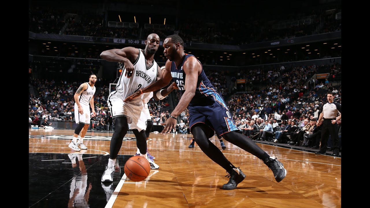 e7bf2a0dad1 Top 10 Charlotte Bobcats Plays of the 2013-2014 Season - YouTube