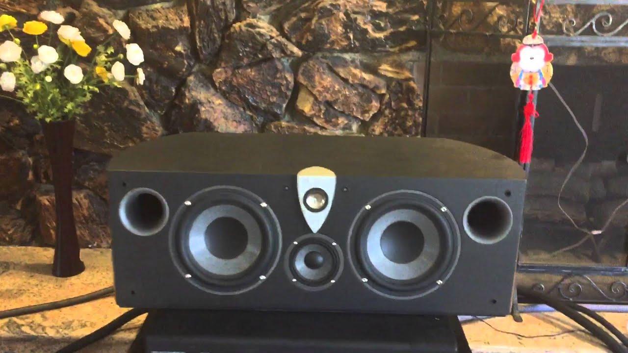 JM Lab Focal CC908 Center Channel Speaker