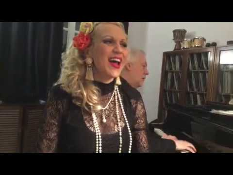 Gunhild Carling Live -TV show for Jazz Lovers - One hour every  Sun and Thur -  requests