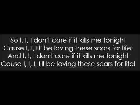 Alesso - Scars (Lyrics)