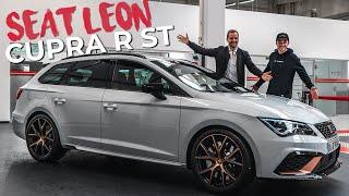 TOBIS NEUES AUTO? | Seat Leon Cupra R ST | Daniel Abt
