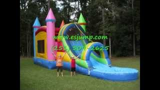 www.esjump.com Eastern Shore Inflatable Party Rental .wmv