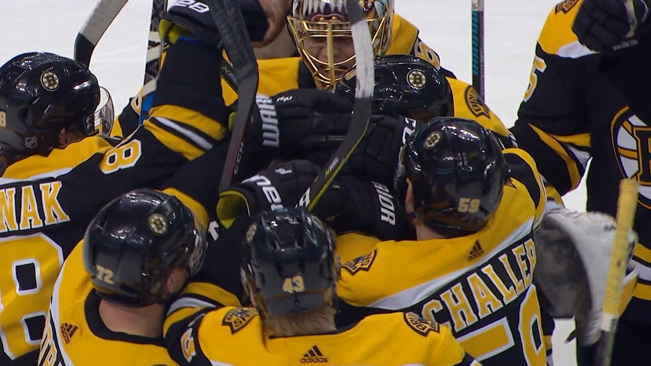 Among the many changes for the Bruins: They win a shootout to ...