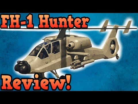 FH-1 Hunter Review! - GTA Online Guides