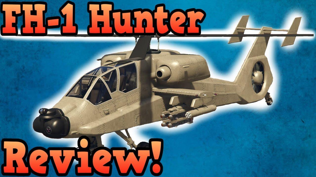 gta online how to buy hunter