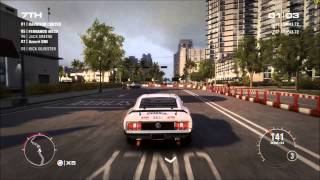 GRID 2 - PC Gameplay Downsampling 1440p - GTX 780 Ti