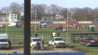 Terre Haute Action Track Ump Modified Heat 2 4 6 14