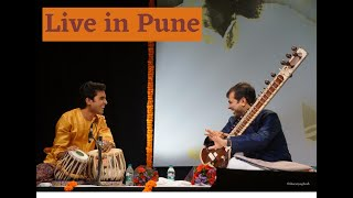 Live in Pune | Purbayan Chatterjee | Ishaan Ghosh