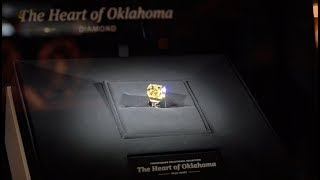BC Clark unveils rare yellow diamond