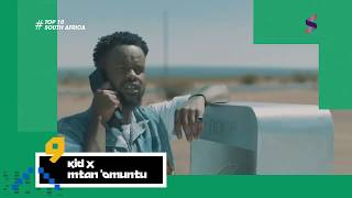 Biggest Songs in South Africa this Week:  Niniola, Mr. Real, L-Tido | Top 10 SA