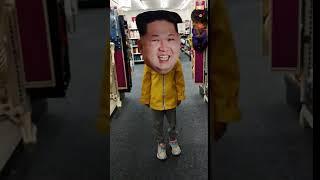 Kim Jong-un Halloween Mask